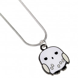 Collier Harry Potter Hedwige Chibi