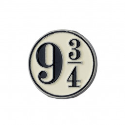 Badge Harry Potter Quai 9 3/4