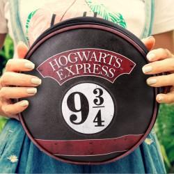 Sac à Main Rond Harry Potter Voie Express 9 3/4