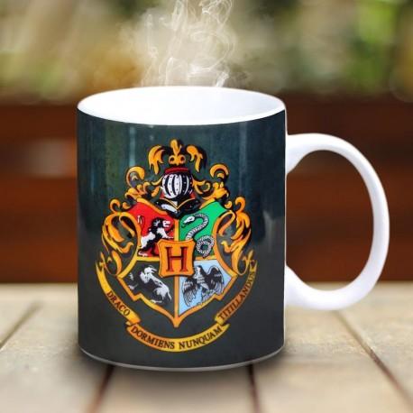 Mug Blason Poudlard Harry Potter