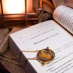 Collier Harry Potter Pendentif Retourneur de Temps