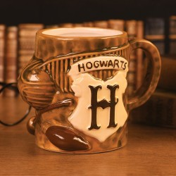 Maxi Mug 3D Harry Potter Quidditch Sculpté