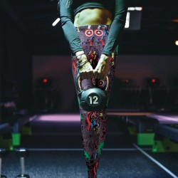 Legging Super-Héros Marvel