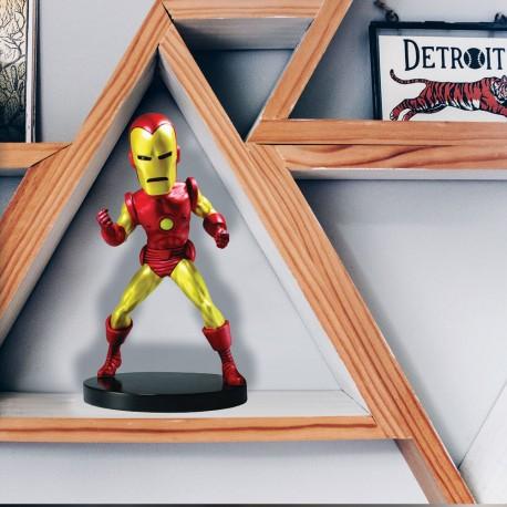 Figurine Iron Man Marvel à Tête Oscillante