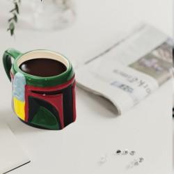 Mug Boba Fett 3D Star Wars