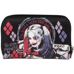 Portefeuille Harley Quinn Crazy
