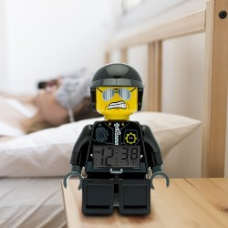 Réveil Lego Méchant Flic