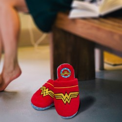 Chaussons Wonder Woman