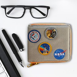 Portefeuille Nasa Badges