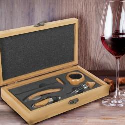 Coffret Personnalisable d'Accessoires à Vin