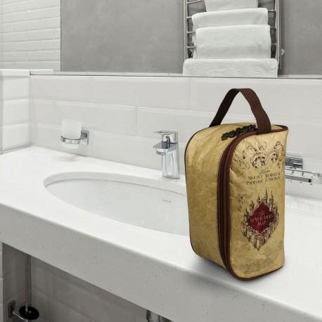 Trousse de Toilette Harry Potter Carte du Maraudeur