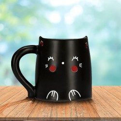 Mug Chat Thermoréactif