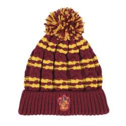 Bonnet Harry Potter Gryffondor à Pompon