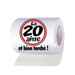 Papier Toilette Anniversaire Humoristique