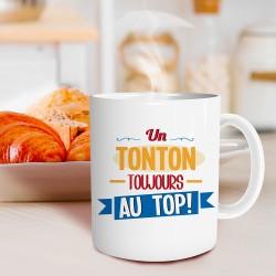 Mug Tonton - Un Tonton Toujours au Top