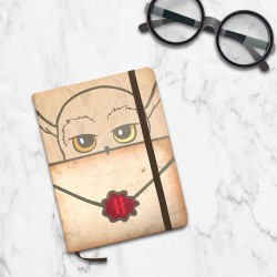 Journal Intime Harry Potter Hedwige Lettre Poudlard
