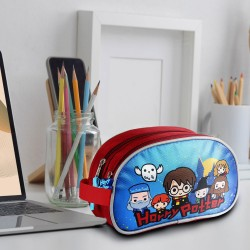 Trousse de Toilette Harry Potter Chibi
