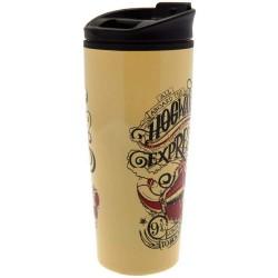 Mug de Voyage Métallique Harry Potter Poudlard Express