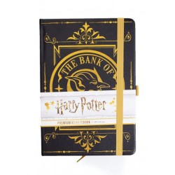 Carnet de Notes Deluxe Harry Potter - The Bank of Gringotts