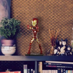 Figurine Iron Man Marvel Age of Ultron à Tête Oscillante