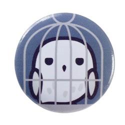 Badges Harry Potter Chibi - Lot de 4