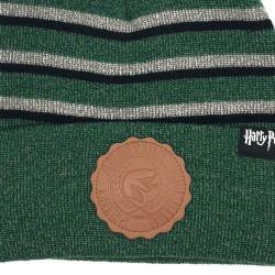 Bonnet Rayé Harry Potter à Pompon Maisons Poudlard