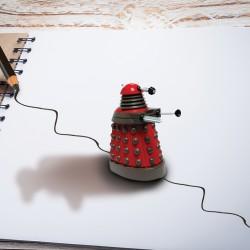 Jeu Dalek Suiveur de Ligne Dr Who