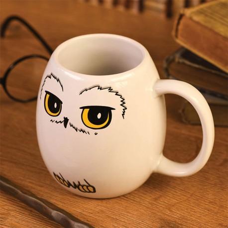 Maxi Tasse 3D Ronde Hedwige Harry Potter