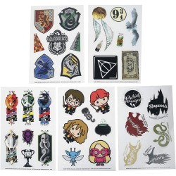 Lot de 34 Tech Stickers Harry Potter