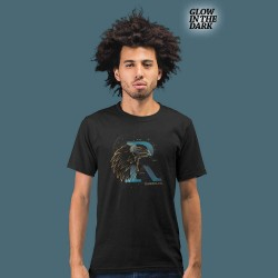 T-Shirt Phosphorescent Harry Potter Serdaigle