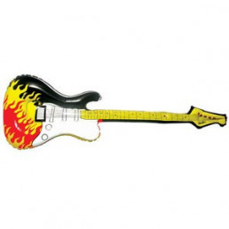 Guitare Gonflable Musicale - Inflatable Air Guitar