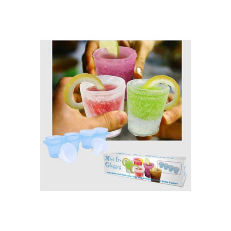 Lot De 4 Ice Shooters