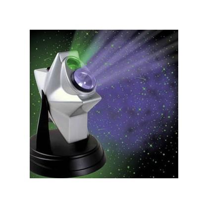 Le laser stars projette des étoiles pour donner l'effet d'une nuit étoilée chez soit !