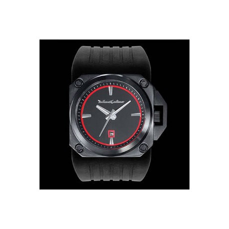 Montre Blackdice The Don Black And Red