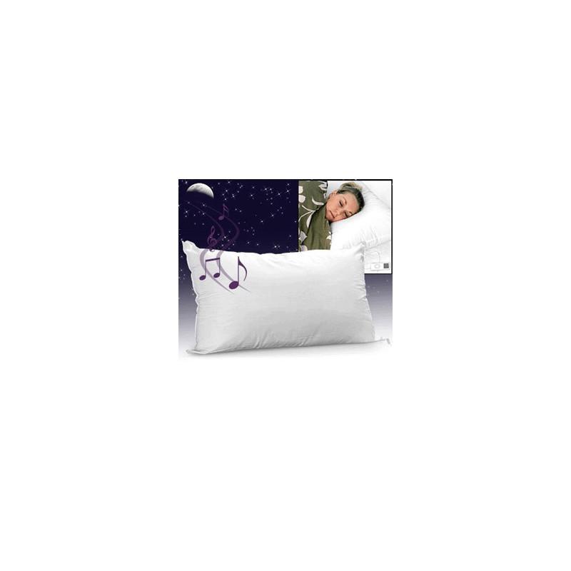 oreiller musical pour contrer les ronflements de votre partenaire et bien dormir achat rapid. Black Bedroom Furniture Sets. Home Design Ideas