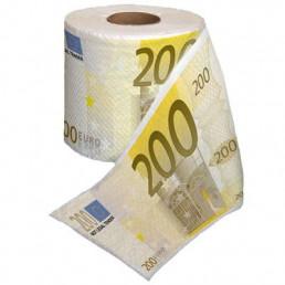 Papier Toilette 200 Euros