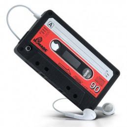 Etui K7 Rétro Pour Iphone