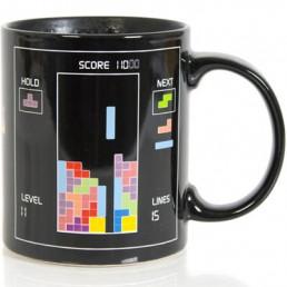 Mug Tetris Thermoréactif