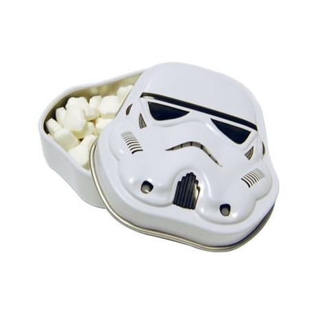 Boîte de bonbons Stormtrooper dans Star Wars