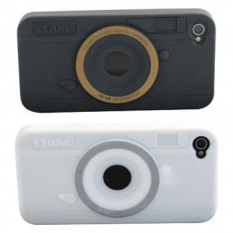 Etui Photo iTake pour iPhone 4 & 4S