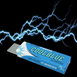 Chewing-Gums Shocking