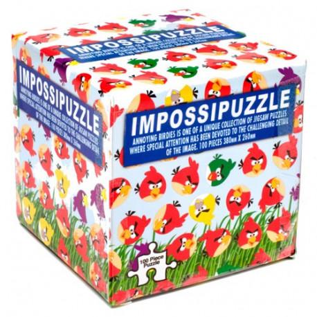 Impossipuzzle Cube Annoying Birdies