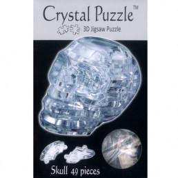 Puzzle 3D Tête de Mort