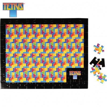 puzzle tetris original et coloré