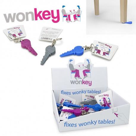 WonKey, Cale pour Tables Bancales