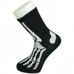 Chaussettes Squelette