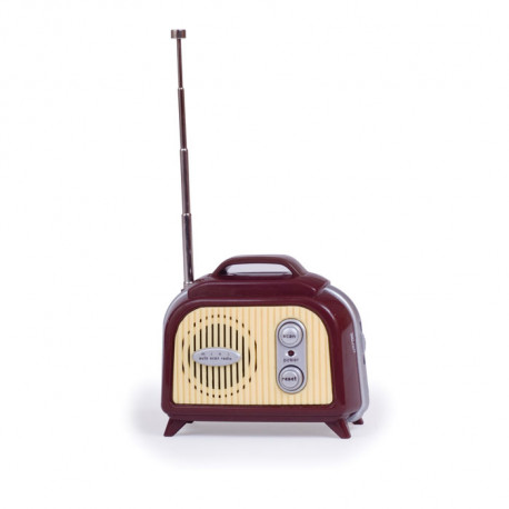 Une radio version retro