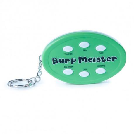 Amusez-vous comme des petits fous avec ce petit gadget insolite qui comprend soit des sons de pets soit des sons de rots, pour bien rigoler entre amis...