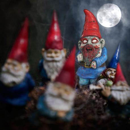 Nain De Jardin Zombie Achat Cadeau Halloween Insolite Rapid Cadeau