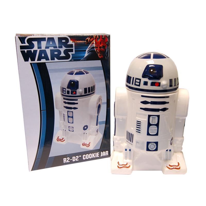 bo te g teaux r2d2 star wars achat cadeau geek star wars rapid cadeau. Black Bedroom Furniture Sets. Home Design Ideas